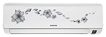 Samsung AR12KC5HATR Split AC (1 Ton, 5 Star Rating, Grey, Aluminium)