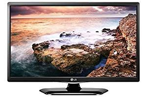 LG 22LH454A-PT 56 cm (22 inches) Full HD LED IPS TV (Black)
