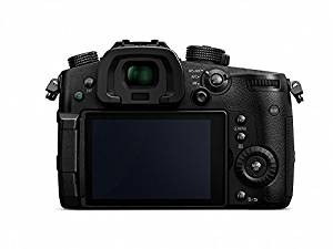 Panasonic Lumix DC-GH5GA-K 4K Camera Body
