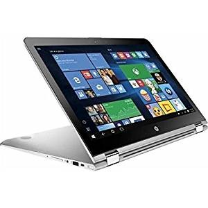 Premium HP Envy X360 2 in 1 15.6†FHD IPS Touchscreen Laptop (Latest Intel Core i5- 7200U, 12GB DDR4 RAM, 1TB HDD, HDMI, Backlit Keyboard, Bluetooth, 802.11ac, B&O Audio, Windows 10-silver)