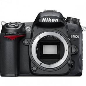 Nikon D7000 16.2 MP Digital SLR Camera Body (Black)