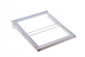 GE WR71X10565 Folding Shelf Assembly for Refrigera