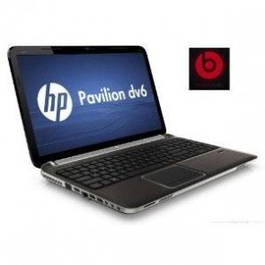HP Pavilion dv6t Quad Edition (dv6tqe) Laptop -2nd generation Intel Quad Core i7-2670QM (2.2 GHz, 6MB L3 Cache) with Turbo Boost up to 3.1 GHz / 8GB DDR3 System Memory / 750GB 5400RPM Hard Drive with HP ProtectSmart Hard Drive Protection/ 1GB AMD Rad