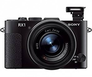 Sony Cybershot DSC-RX1  24.3MP Digital Camera (Black)