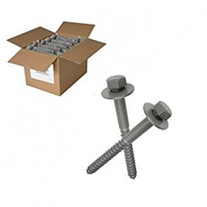 150 pc 3/8x5 Lag Bolts with washers