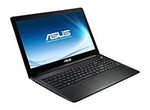 Asus 15.6 X502 Laptop Notebook - Intel Celeron / 4GB DDR3 / 320GB HD / Built-in Webcam & Microphone / No CD/DVD Drive / Windows 8