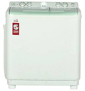 Godrej GWS 8502 PPL Semi-automatic Top-loading Washing Machine (8.5 Kg, Apple Green)