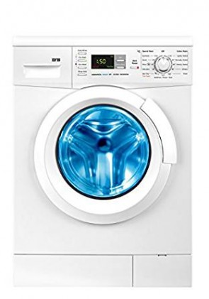 IFB 6.5 kg Fully-Automatic Front Loading Washing Machine (Senorita Aqua VX , White)
