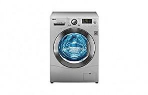 LG F1280WDP25 Front-loading Washing Machine (6.5 Kg, Luxury Silver)