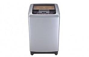 LG T9003TEELR Top-loading Washing Machine (8 Kg, Free Silver)