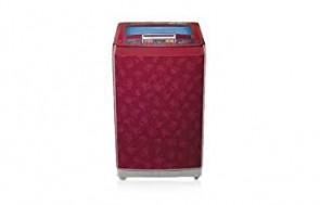 LG WF-T7519PV Top-loading Washing Machine (6.5 Kg, Dark Red)