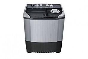LG P9562R3S Semi-automatic Washing Machine (8.5 Kg, Dark Grey)