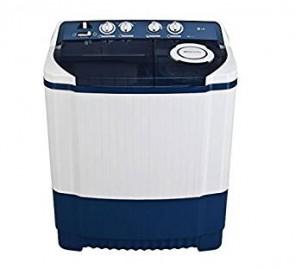 LG P8837R3SM Semi-automatic Washing Machine (7.8 Kg, Dark Blue)