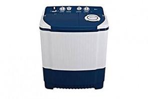LG P8540R3FM(DB) Semi Automatic Top-Loading Washing Machine (7.5Kg, Dark Blue)