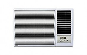 LG LWA2CP1F Window AC (0.75 Ton, 1 Star Rating, White, Copper)