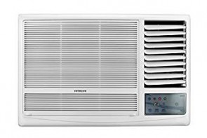 Hitachi RAW311KUD Kaze Plus Window AC (1 Ton, 3 Star Rating, White, Copper)