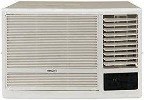 Hitachi 1.5 Ton 5 Star Window AC (RAW518KUD Kaze Plus, White)