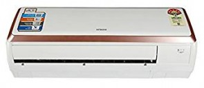 Hitachi RAU518HUD Ace Cutout Split AC (1.5 Ton, 5 Star Rating, White, Copper)