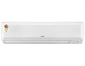 Hitachi Kaze Plus RAU318HUD Split AC (1.5 Ton, 3 Star Rating, White, Copper)