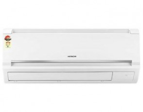 Hitachi RAU318HUDD Kampa Split AC (1.5 Ton, 3 Star Rating, White, Copper)