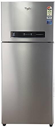 Whirlpool 410 L 3 Star Frost-Free Double Door Refrigerator (Pro 425 Elite, Alpha Steel)
