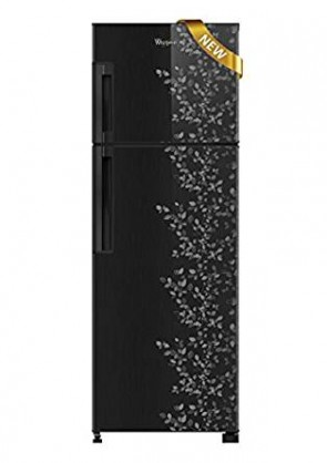 Whirlpool 262 L 4 Star Frost-Free Double Door Refrigerator (Neo Ic275 Royal, Imperia Black)