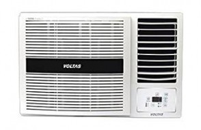 Voltas 183 LYE Window AC (1.5 Ton, 3 Star Rating, White, Copper)