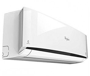Whirlpool 3D Cool Deluxe III Split AC (1 Ton, 3 Star Rating, White, Copper)