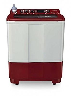 Panasonic NA-W72B2RRB Semi-automatic Washing Machine (7.2 Kg, Maroon)