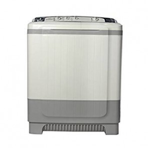 Samsung WT1007AG/TL Semi Automatic Top Load Washing Machine (8Kg, Grey)