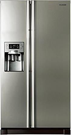 Samsung 585 L Frost-free Side-by-side Refrigerator (RS21HUTPN1 , Platinum Inox)