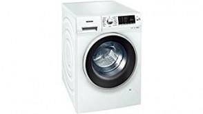 Siemens WM12S460IN Front-loading Washing Machine (8 Kg, White)