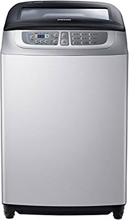 Samsung WA90F5S4QTA/TL Top-loading Washing Machine (9 Kg, DA Silver)