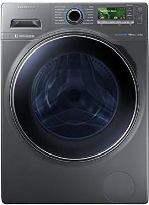 Samsung WW12H8420EX/TL Front-loading Washing Machine (12 kg, Inox Grey)