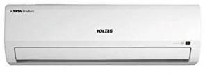 Voltas 125 CY Split AC (1 Ton, 5 Star Rating, White, Copper)