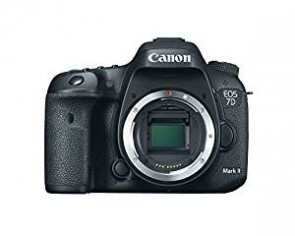 Canon EOS EOS 7D Mark II Digital SLR Camera Body Only