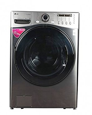 LG F1255RDS27 Front-loading Washing Machine (17 Kg, STS)