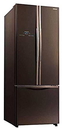 Hitachi 510 L In Frost-Free Multi-Door Refrigerator (R-WB550PND2-(GBW), Glass Brown)