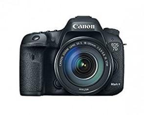 Canon EOS 7D Mark II Digital SLR Camera + 18-135mm IS STM Lens