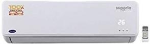 Carrier 24K Superia Plus K+ Inverter Split AC (2 Ton, White, Copper)