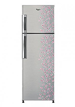 Whirlpool 245 L 3 Star Frost-Free Double Door Refrigerator (Neo FR258 Roy 3S, Silver Bliss)