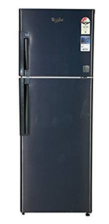Whirlpool 265 L 3 Star Frost-Free Double Door Refrigerator (Neo FR278 Roy Plus 3S, Illusia)