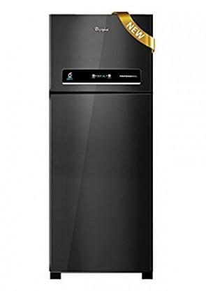 Whirlpool 405 L 3 Star Frost-Free Double Door Refrigerator (Pro 425 ELT 3S, Mirror Black)