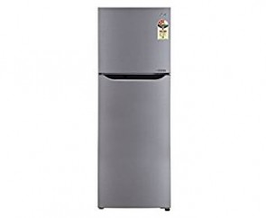 LG 255 L 3 Star Frost-Free Double Door Refrigerator (GL-B282SGSM, Graphite Steel)