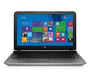 HP 15-AB027TX 15.6-inch Laptop (Core i3-5010U/4GB/1TB/Win 8.1/2GB Graphics), Natural  Silver