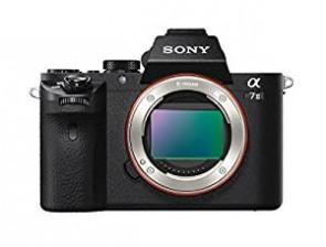 Sony Alpha A7M2 24.3MP Digital SLR Camera (Black) Body Only (ILCE-7M2)