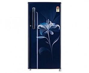 LG 190 L 5 Star Direct-Cool Single Door Refrigerator (GL-B205KMLN, Marine Lily)