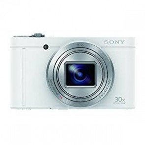 Sony Cybershot DSC-WX500/W 18.2MP Digital Camera (White)