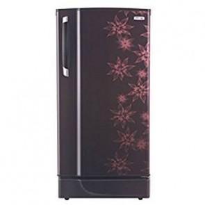 Godrej 221 L 5 Star Direct-Cool Single Door Refrigerator (RD EDGESX 221 CT 5.2, Berry Bloom)