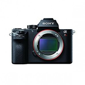 Sony Alpha A7RM2 42.4MP Digital SLR Camera (Black) Body Only (ILCE-7RM2)